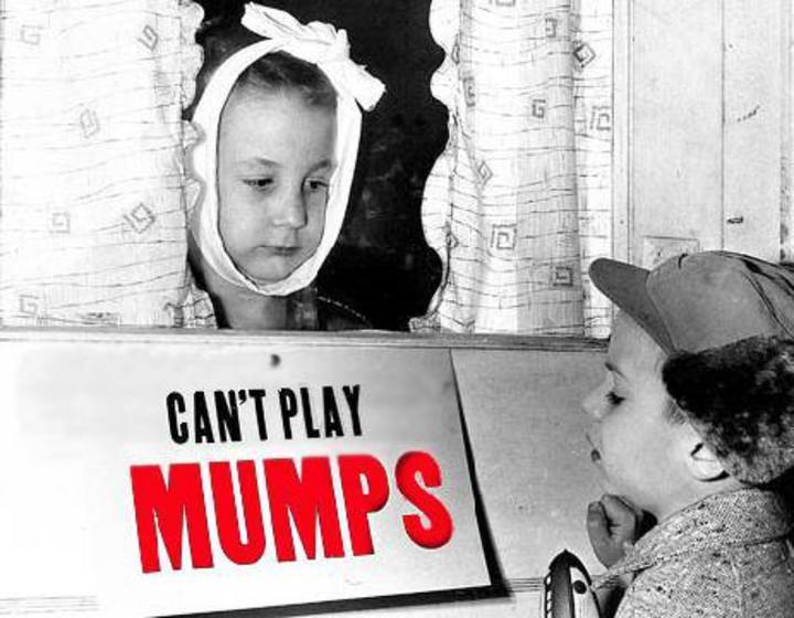 I Once Had The Mumps Tour Dates
