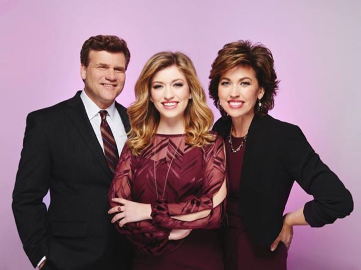 The Kramers @ 11:00 AM - Deer Creek Baptist Church  - Deer Creek, IL