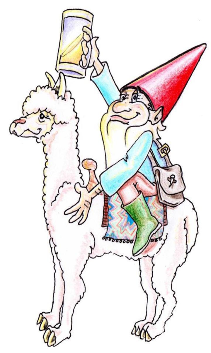 The Alpaca Gnomes Tour Dates