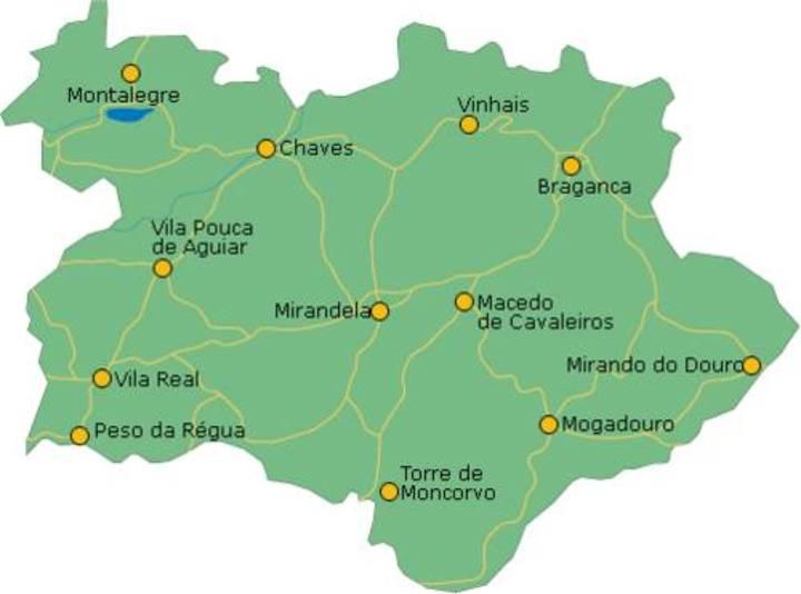 Bandas & Artistas de Trás os Montes e Alto Douro Tour Dates