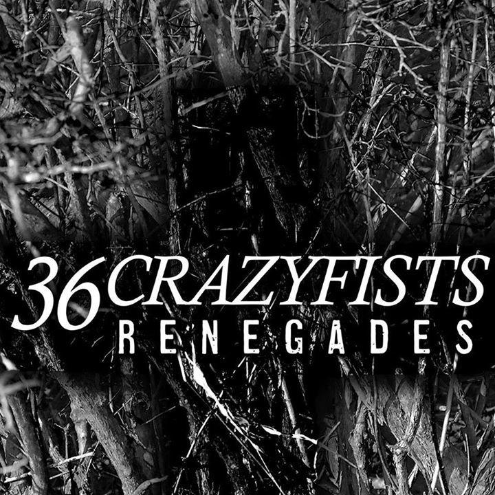 36 Crazyfists Tour Dates