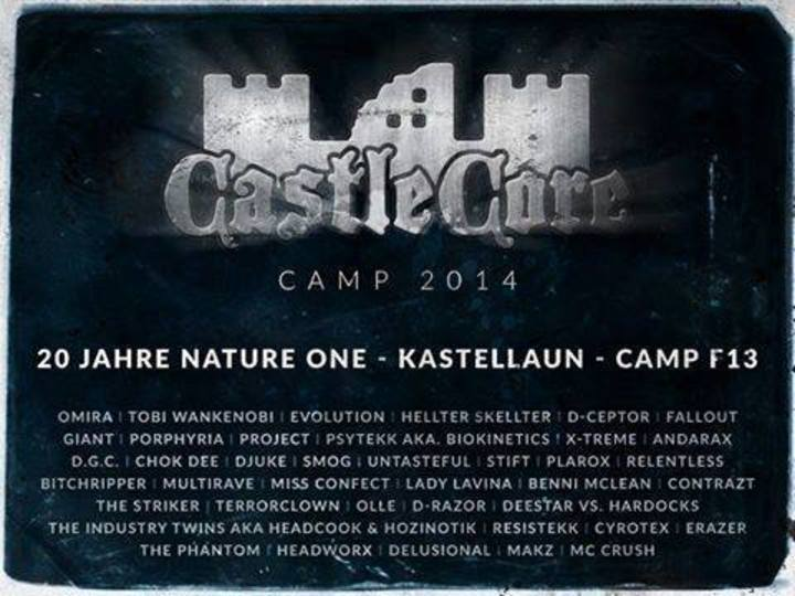 Castlecore Tour Dates