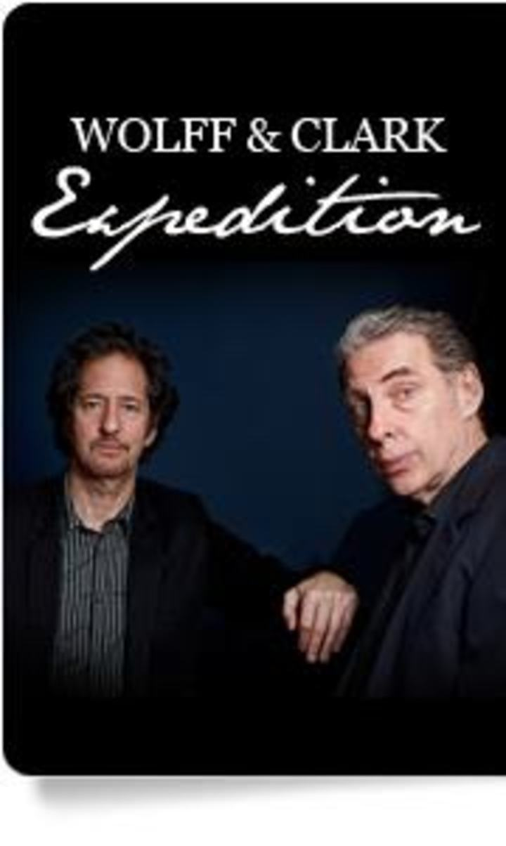 Wolff & Clark Expedition Tour Dates