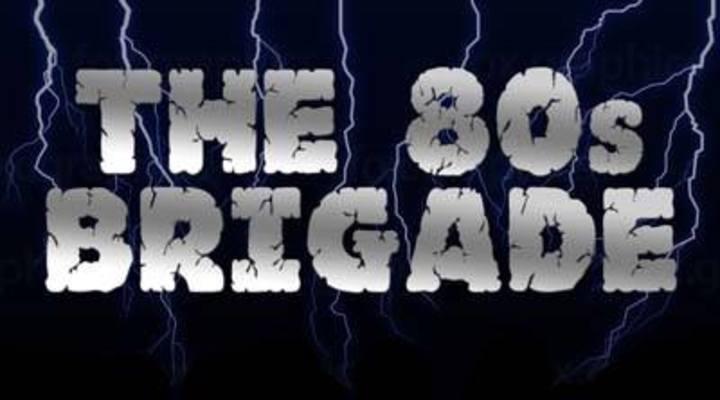 80s Brigade Tour Dates