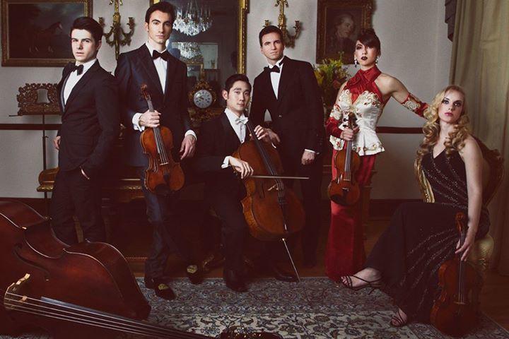 Salomé Chamber Orchestra Tour Dates