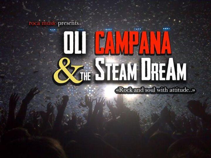 The Steam Dream Tour Dates