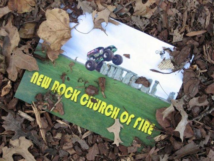 New Rock Church of Fire Tour Dates