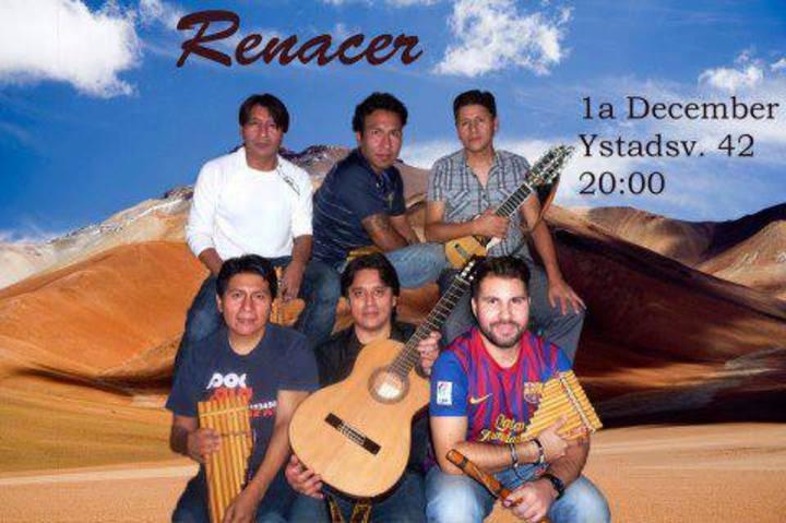 Renacer Tour Dates