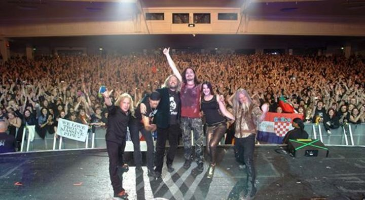 Love old and new Nightwish Tour Dates