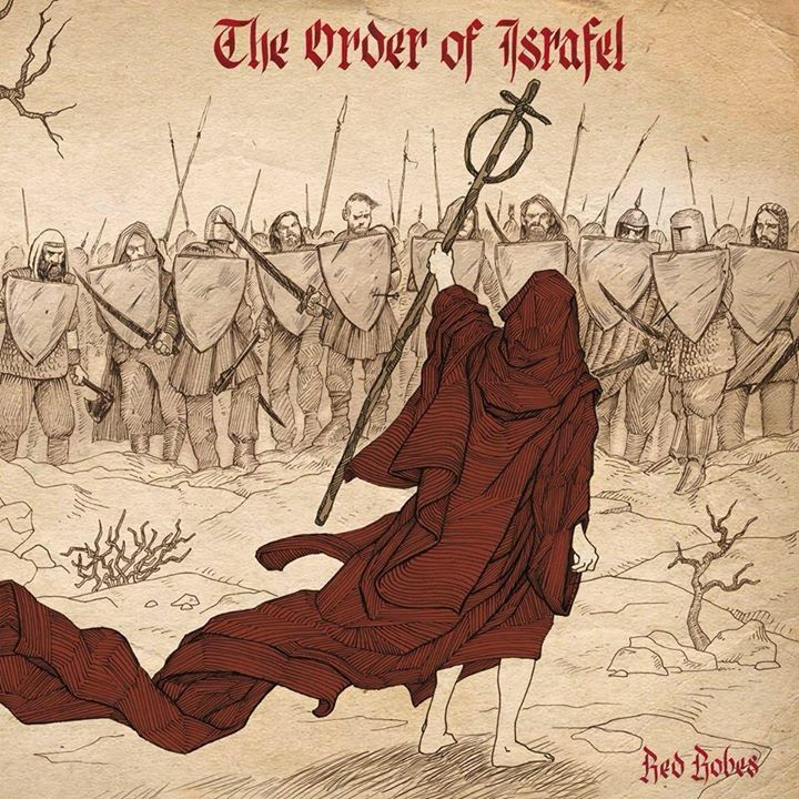 The Order Of Israfel Tour Dates