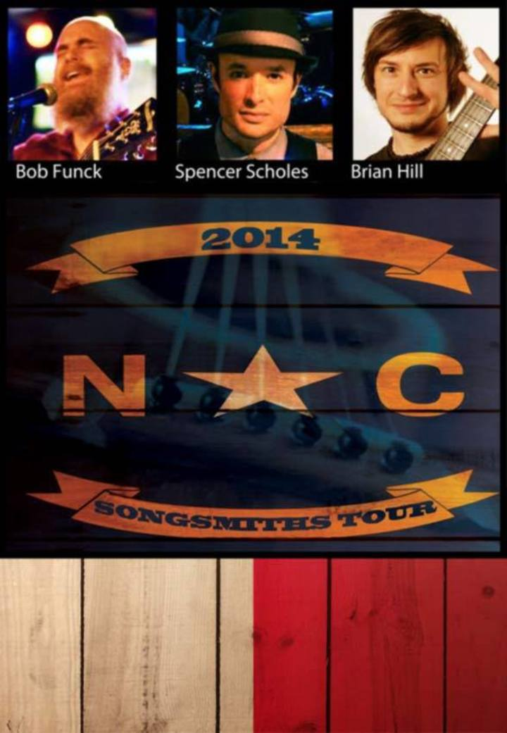 NC Songsmiths Tour Dates