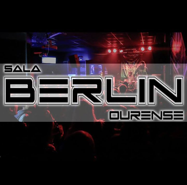 Sala Berlín Ourense Tour Dates