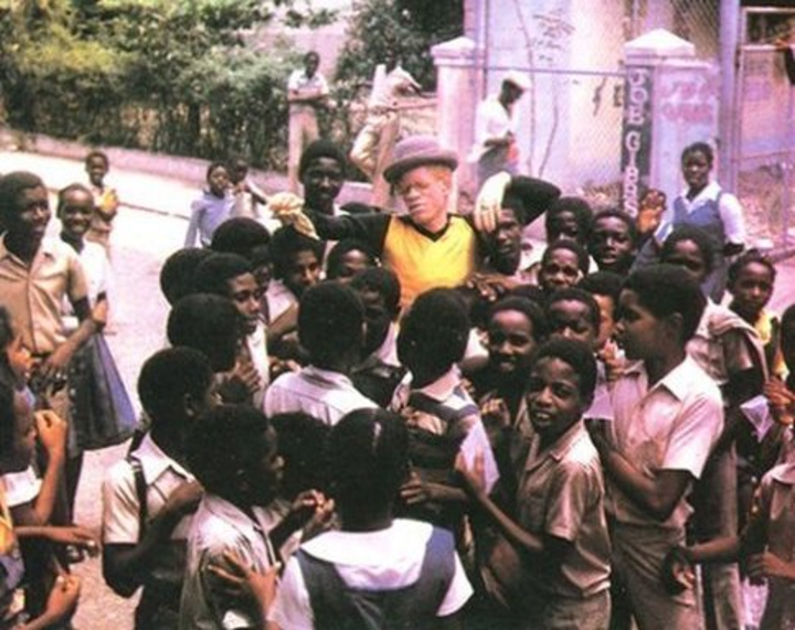 Yellowman Tour Dates