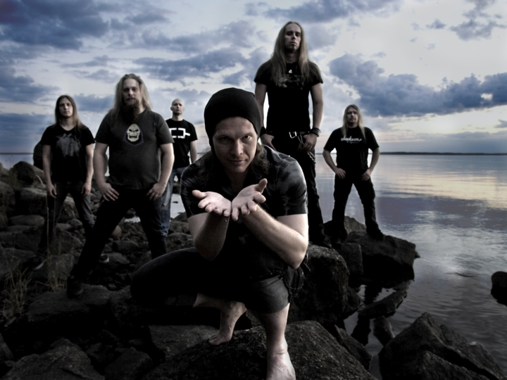 Omnium Gatherum @ House Of Blues - Lake Buena Vista, FL