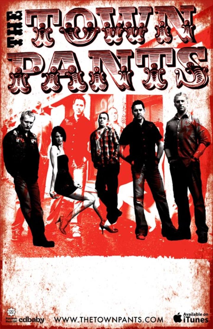 The Town Pants Tour Dates