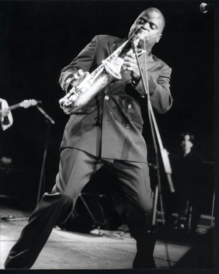 Maceo Parker @ Teatro Nuevo Apolo - Madrid, Spain