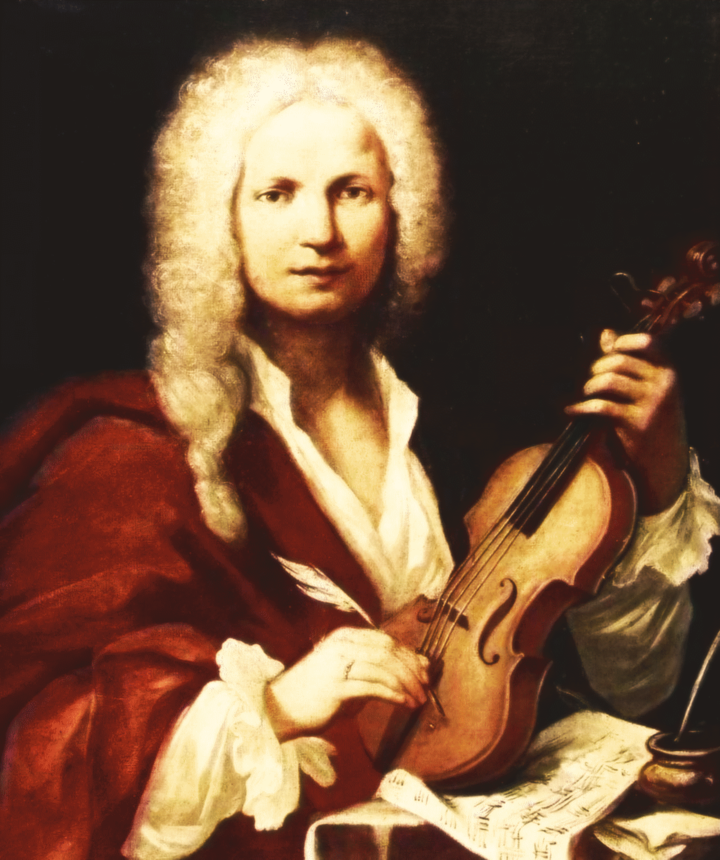 Antonio Vivaldi @ EGLISE ST PAUL ST LOUIS - Paris, France