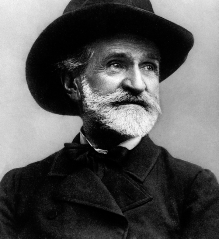 Giuseppe Verdi @ Luzerner Theater - Luzern, Switzerland