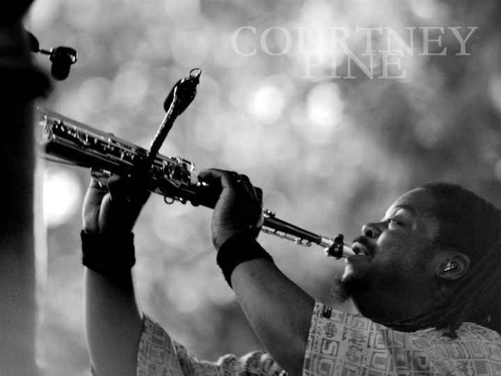 Courtney Pine Tour Dates