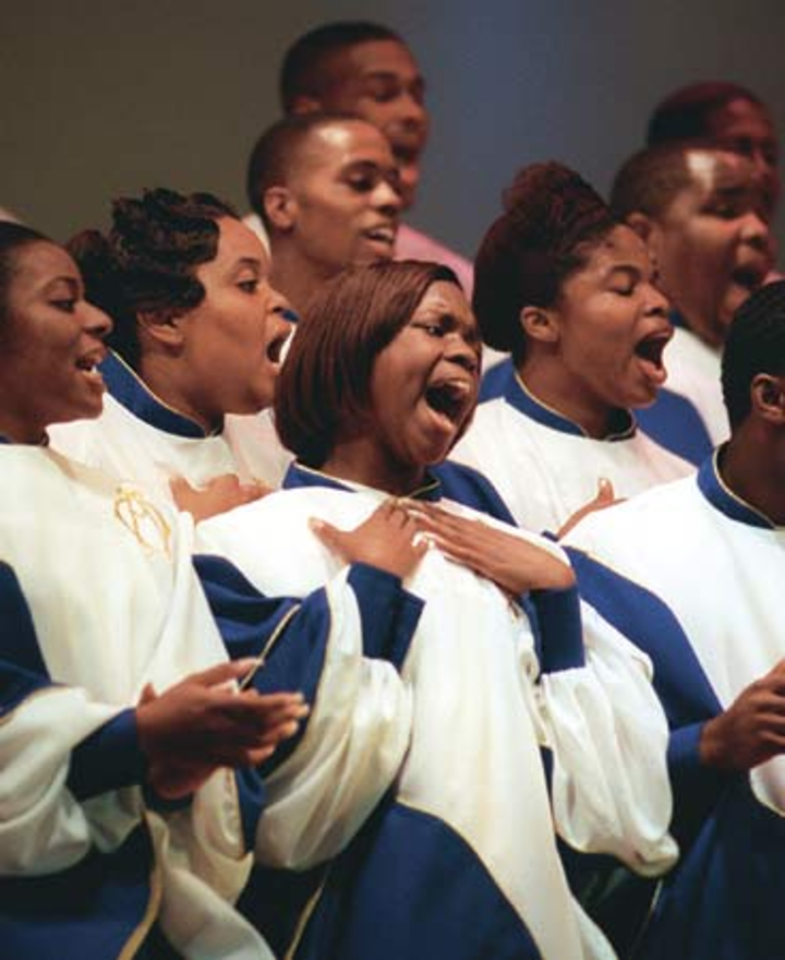 Gospel Choir Tour Dates