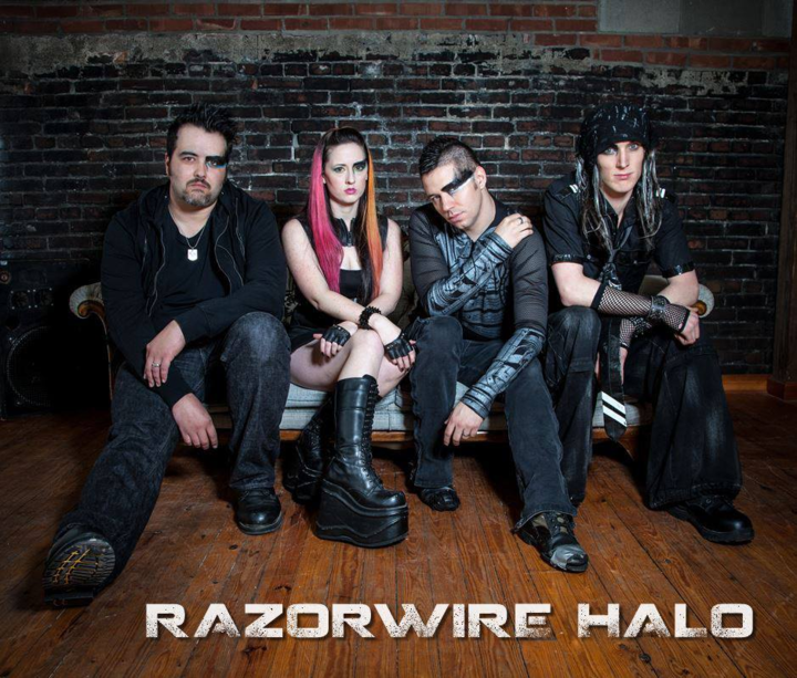 Razorwire Halo Tour Dates