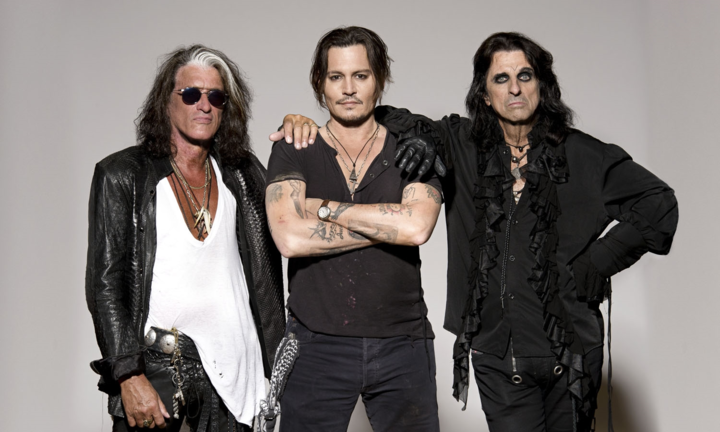 Hollywood Vampires @ Celebrity Theatre - Phoenix, AZ