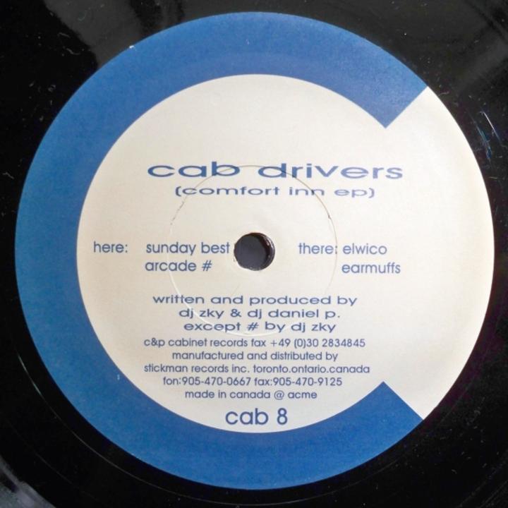 Cab Drivers Tour Dates