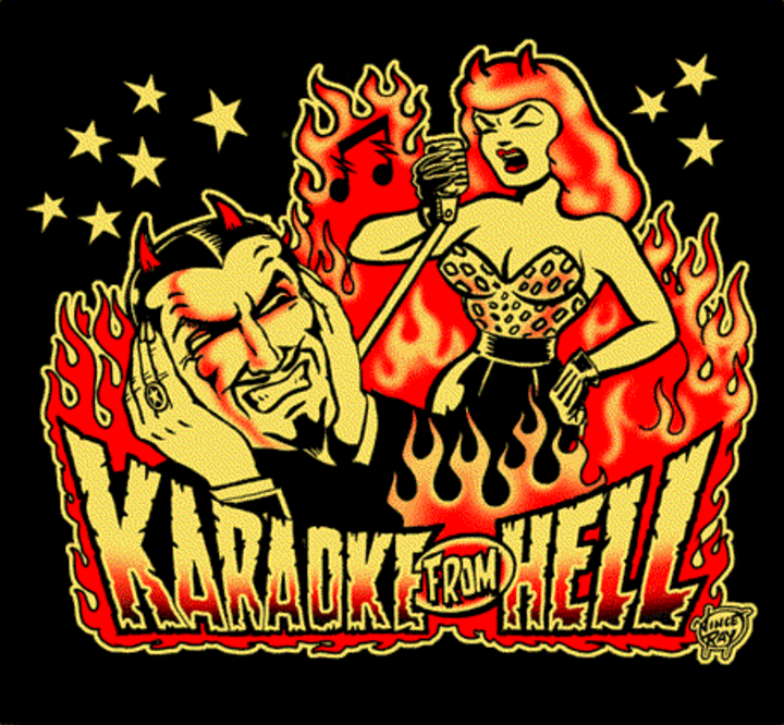 Karaoke From Hell Tour Dates