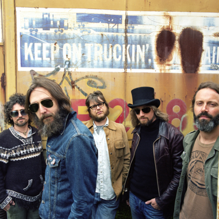 The Chris Robinson Brotherhood Tour Dates