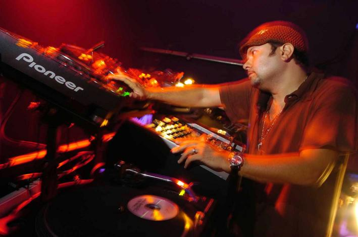 Louie Vega @ Mighty - San Francisco, CA