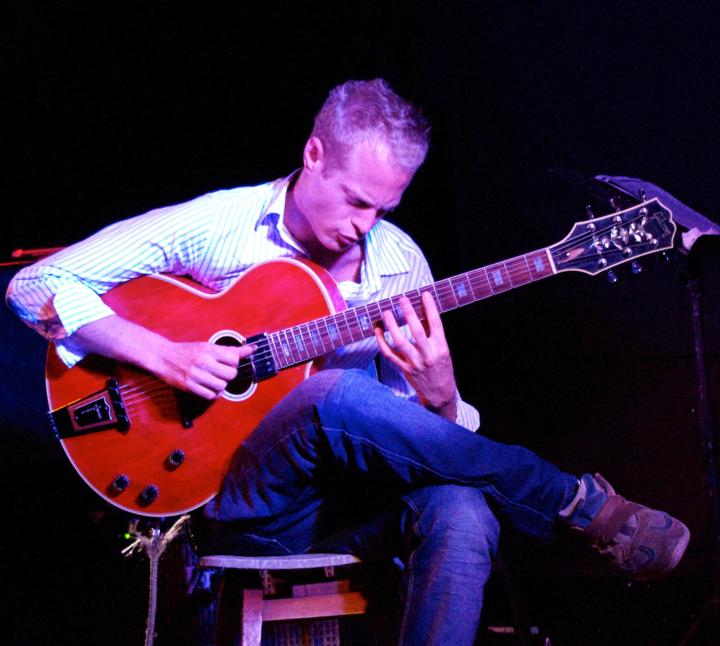 Rotem Sivan @ Cyprus Jazz Club - Nicosia, Cyprus