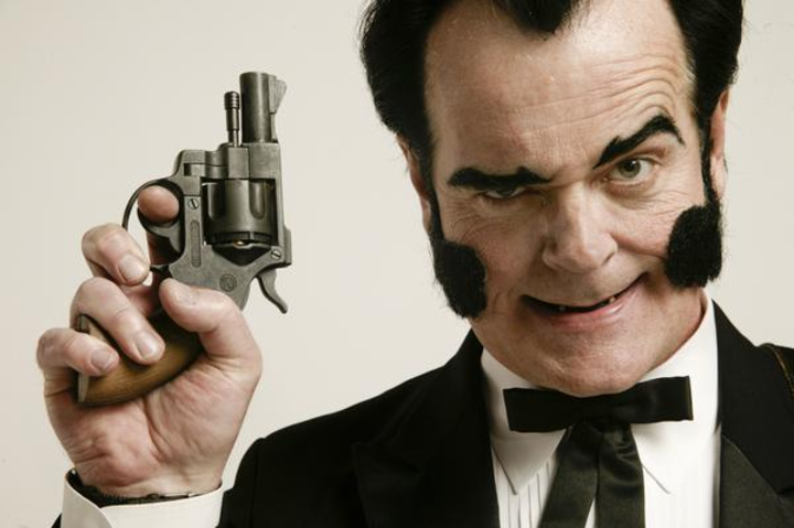 Unknown Hinson @ Center Stage Theater - Atlanta, GA