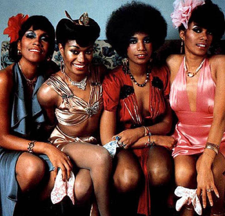 The Pointer Sisters @ Soul at Sea - Fort Lauderdale, FL