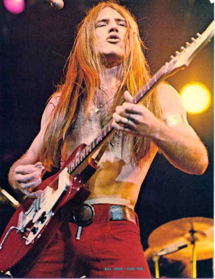 Mark Farner Tour Dates