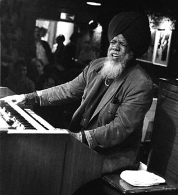 Dr. Lonnie Smith Tour Dates