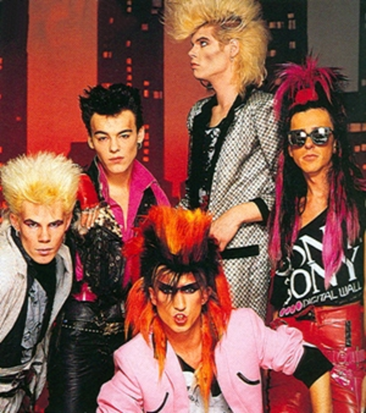 Sigue Sigue Sputnik Tour Dates