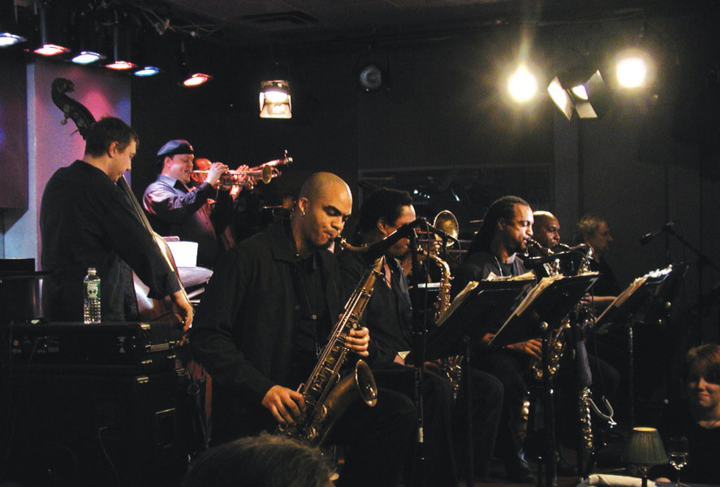 Mingus Big Band Tour Dates