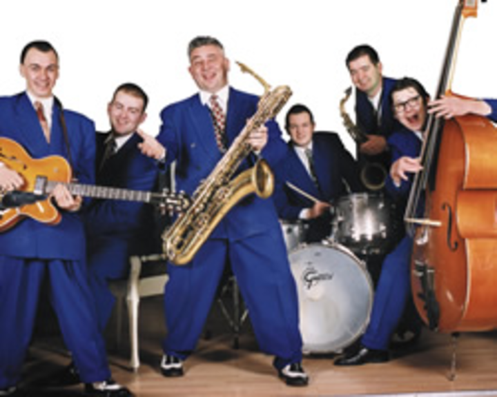 King Pleasure & The Biscuit Boys Tour Dates
