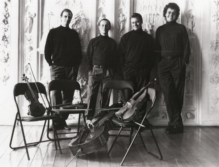 Leipziger Streichquartett Tour Dates