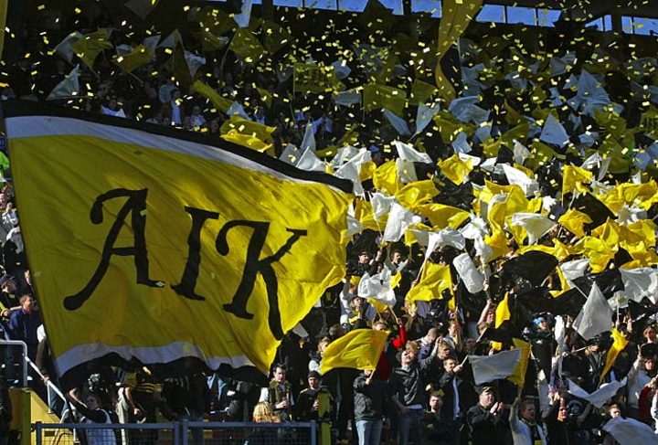 AIK Tour Dates