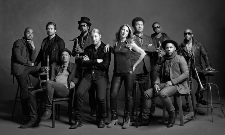 Tedeschi Trucks Band @ The Chicago Theatre - Chicago, IL