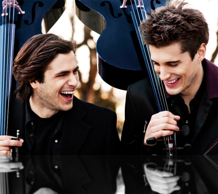 2Cellos @ Sprint Center - Kansas City, MO