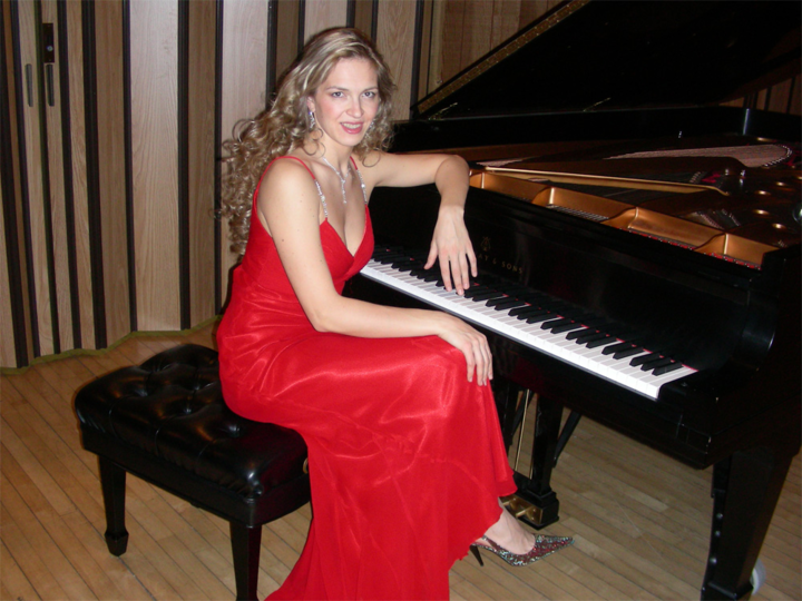 Svetlana Smolina @ Broward Center for the Performing Arts - Fort Lauderdale, FL
