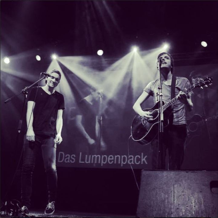 Das Lumpenpack @ Kulturforum - Bad Mergentheim, Germany