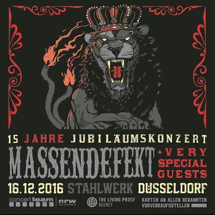Massendefekt @ Stahwerk - Düsseldorf, Germany