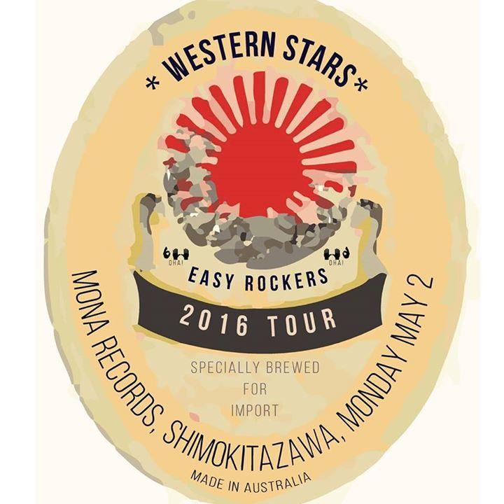 Western Stars Tour Dates