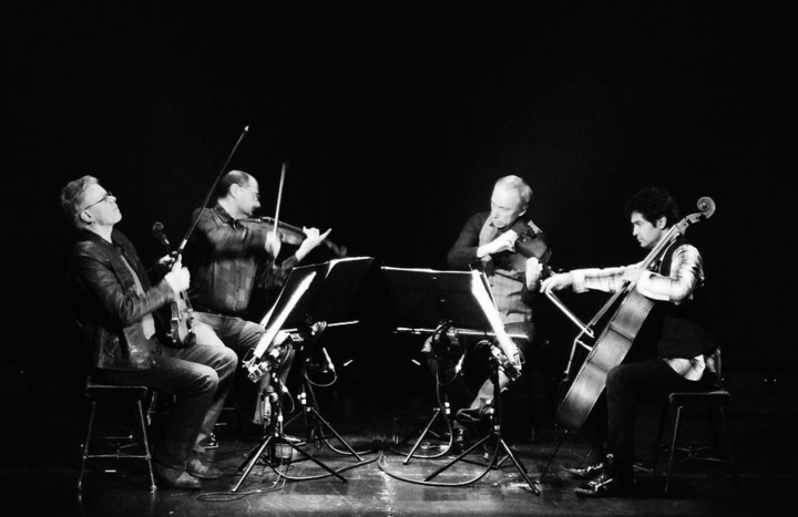 Kronos Quartet @ Royce Hall - Los Angeles, CA