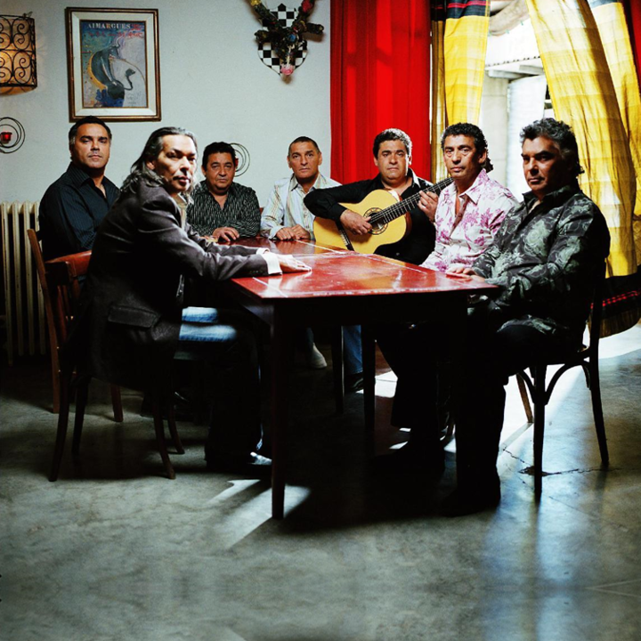 Gipsy Kings @ LA CITROUILLE - Saint-Brieuc, France