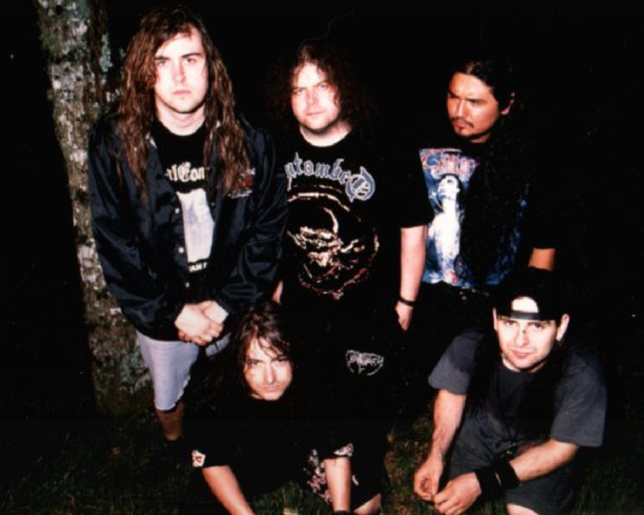 Napalm Death Tour Dates