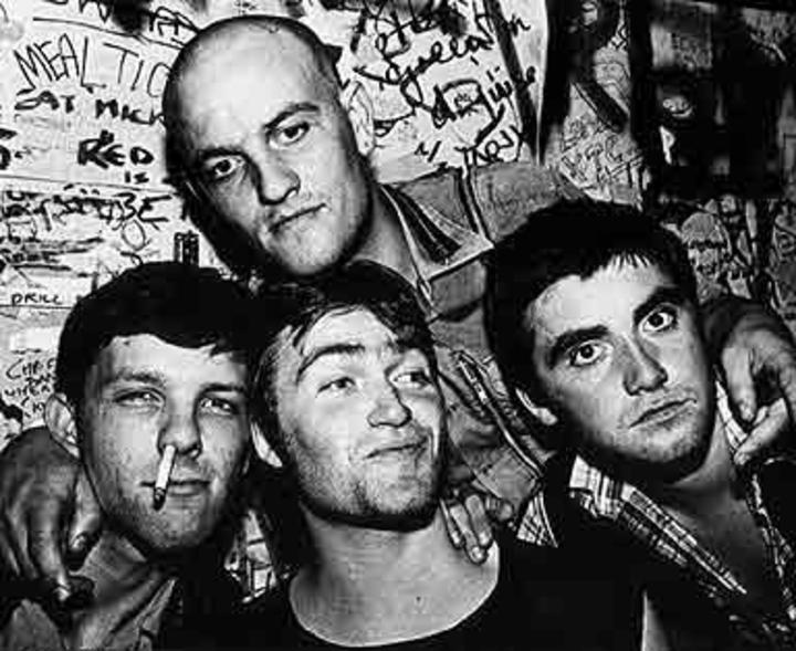 Angelic Upstarts @ Plug - Sheffield, United Kingdom